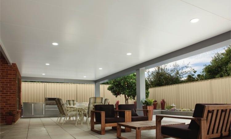 Stratco Cooldek Roofing Pavilion Allure In Melbourne & Stratco Cooldek Roofing - Best Roof 2017 memphite.com