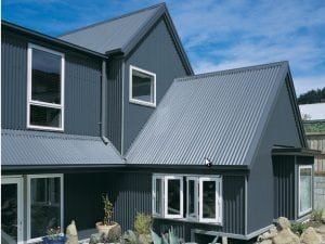 House with maximus Colorbond