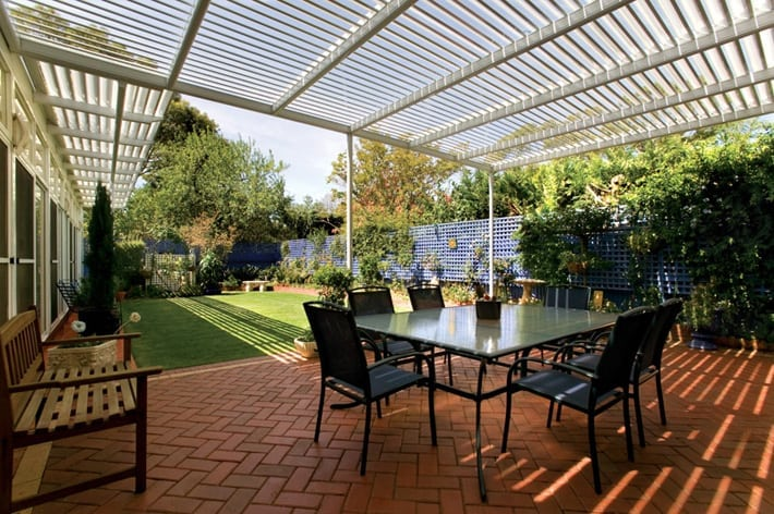 Pergola Outback Sunroof