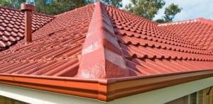 Roof restoration & ridge capping