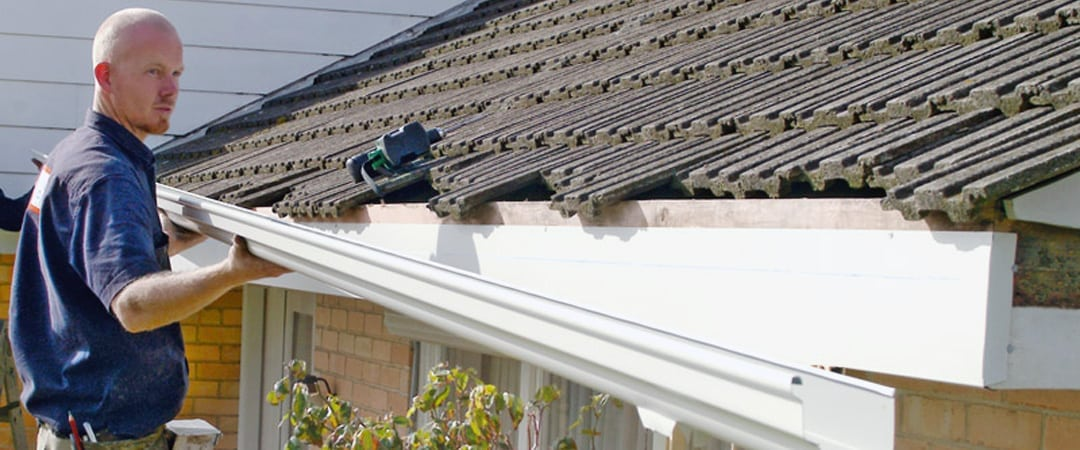 Gutters and fascias lp