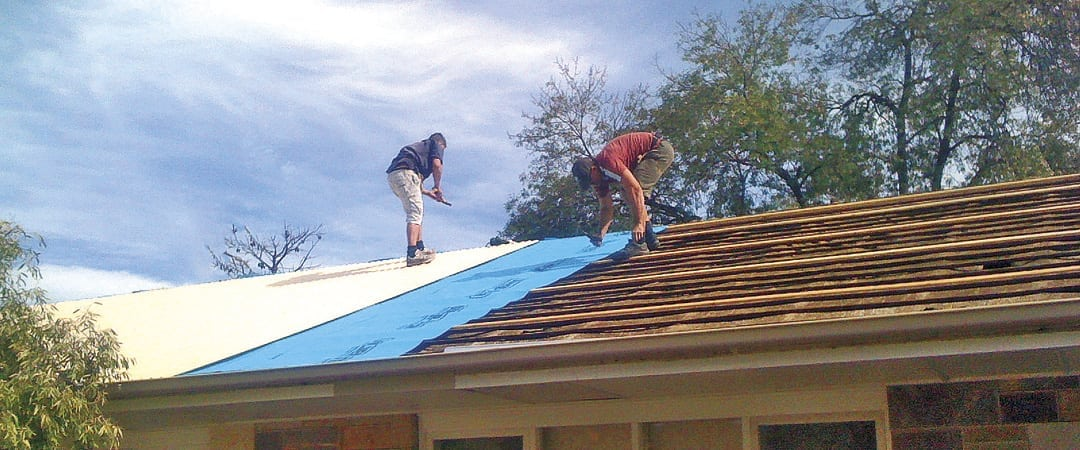 Roof-replacement lp