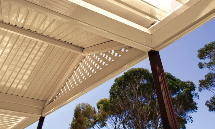 Stratco Clearspan Gable 2