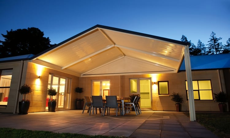 Stratco Clearspan Gable 4