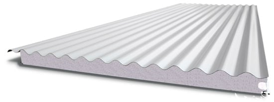 Stratco Cooldek insulated panel